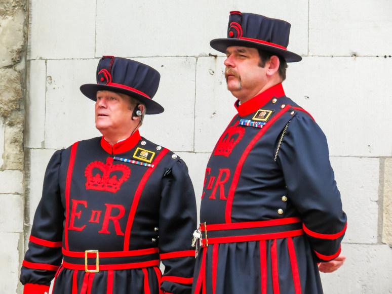 מה לעשות בלונדון?  לבקר במצודת לונדון
