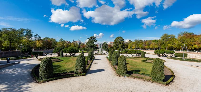 פארק בואן רטירו, מדריד