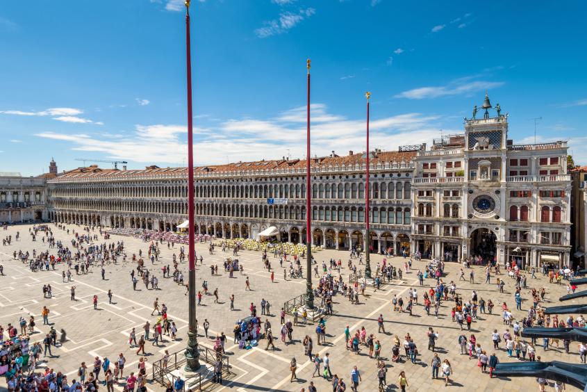 כיכר סן מרקו, הכיכר המרכזית של ונציה