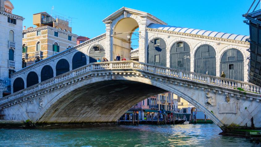 גשר ריאלטו, שמחבר בין סן פולו לסן מרקו