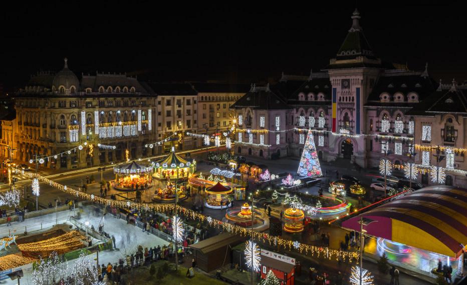 קראיובה רומניה בחג המולד