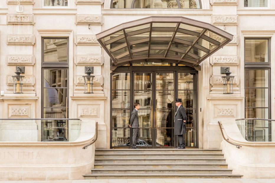 מלון קורינת'יה לונדון
